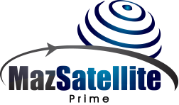 Maz Satellite TV! Logo
